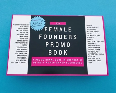 Female Founders Promo Book
