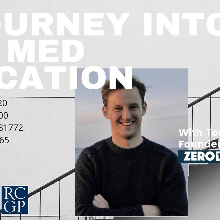 Journey into GP and Med education