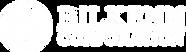 Bilkenn White Logo