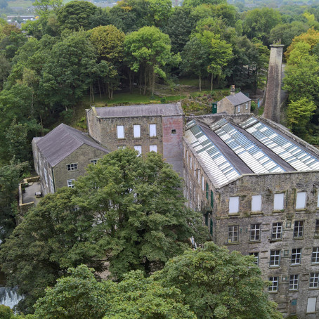 Torr Vale Mill receives lifeline grant from government's £1.57bn Culture Recovery Fund.
