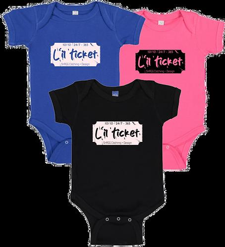 Onsie - L'il Ticket