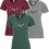 Thumbnail: Ladies Shagg It - Premium V-Neck Shirt