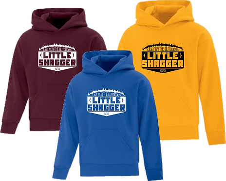 Youth Hoodie - Little Shaggers Outdoor Life