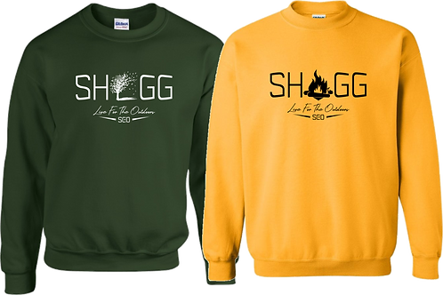 Gold Forest Crewneck - Various Options