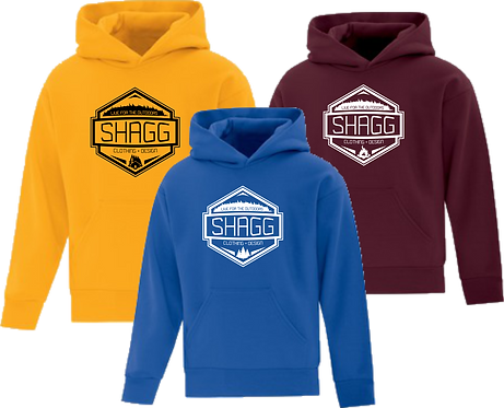 Youth Hoodie - Live for the Outdoors Crest - With Options