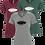 Thumbnail: Ladies Classic Shagg -  Premium V-Neck Shirt