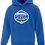 Thumbnail: Youth Hoodie - Live for the Outdoors Crest - With Options