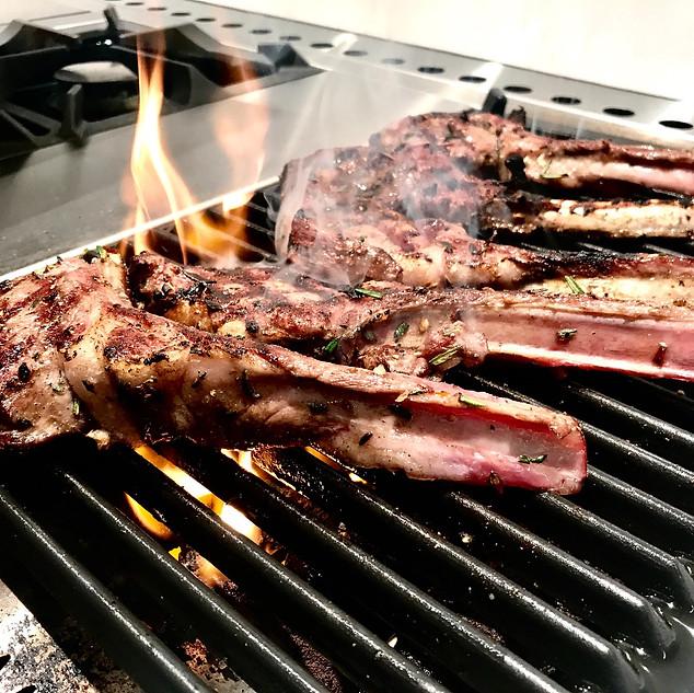 Grill Lamb Chops