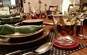 Casual Table Settin