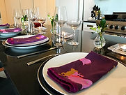 Tastin Table Setting