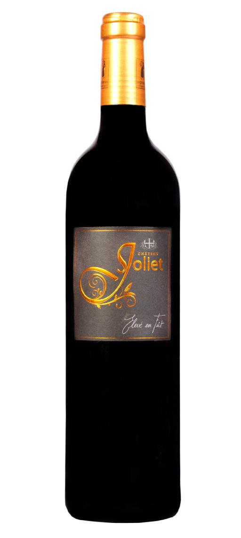 Chateau JOLIET - Vin Rouge - Fut de Chene