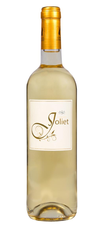 Domaine de JOLIET - Vin Blanc Doux - 2012