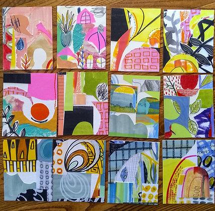 Custom Collage Class