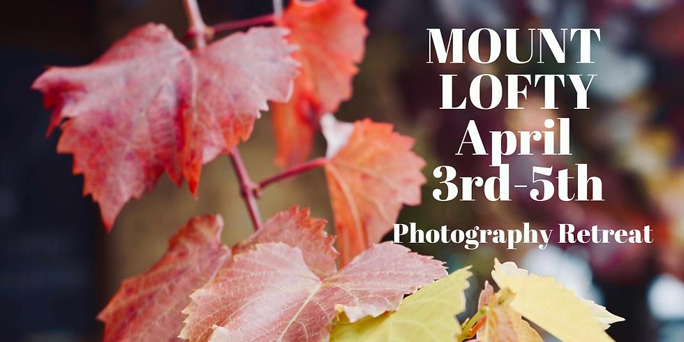 Mount Lofty Photography Retreat