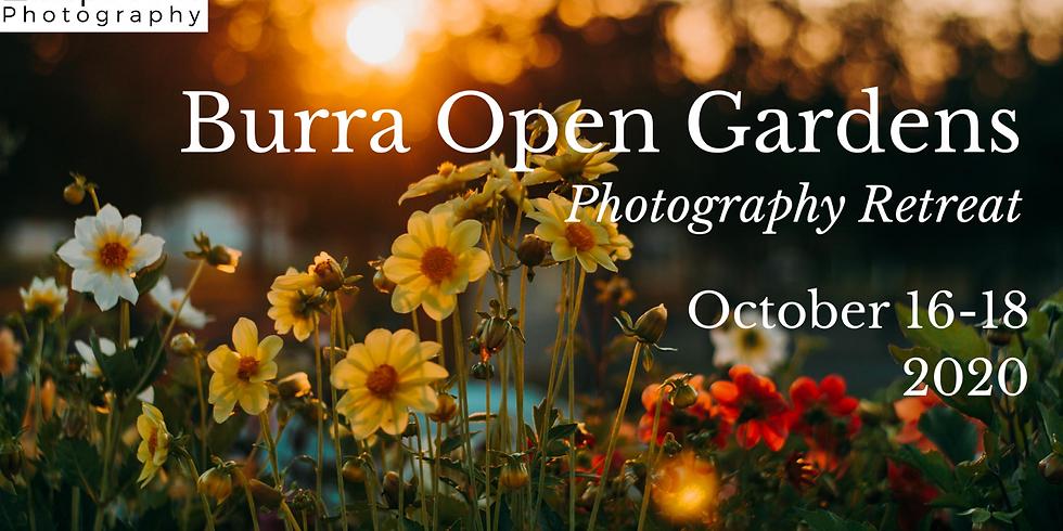 Burra Open Gardens Retreat