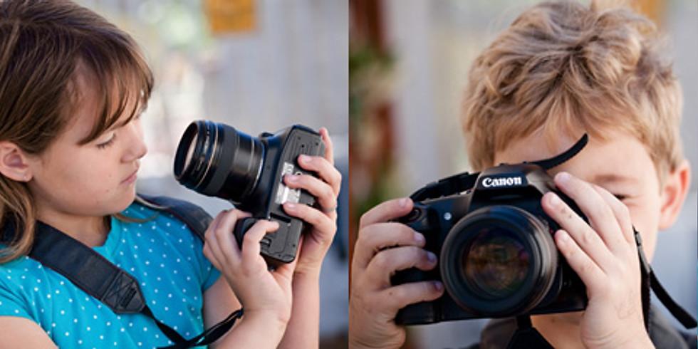Kids Photography Workshop 12-15 years old / Walkerville