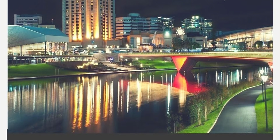Night Photography Excursion / Adelaide City
