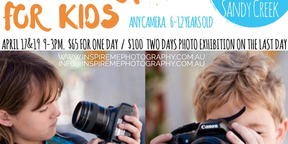Kids Photography Workshop / Curdnatta Park