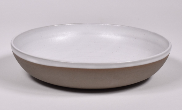 gray ceramic bowl, catchall