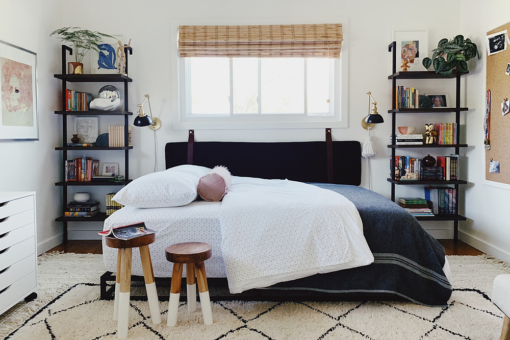 daybed, teen room