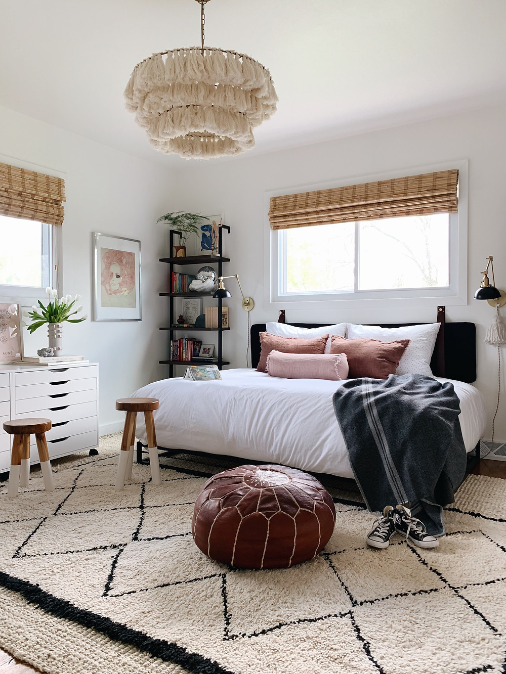 teen room, daybed
