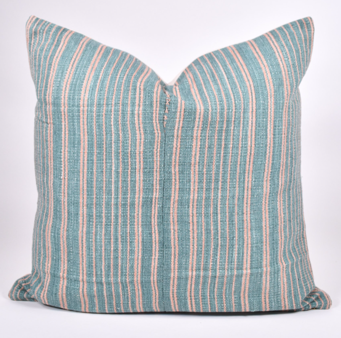 kairen thai striped pillow
