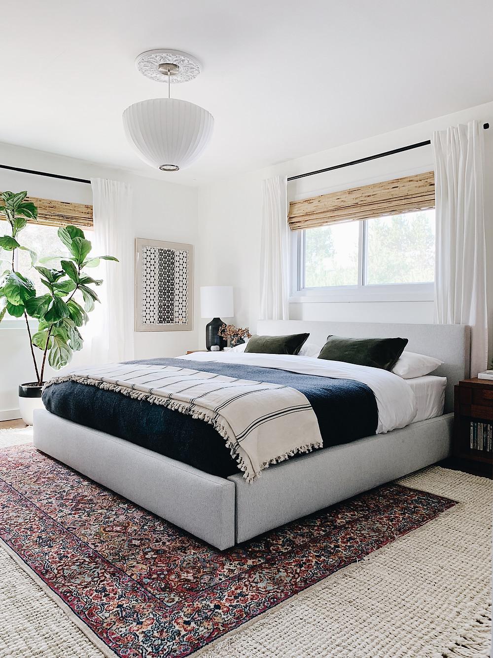 Master Bedroom, Room & Board