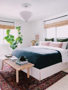 get the look master bedroom
