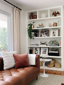 Eclectic Chic Living Room