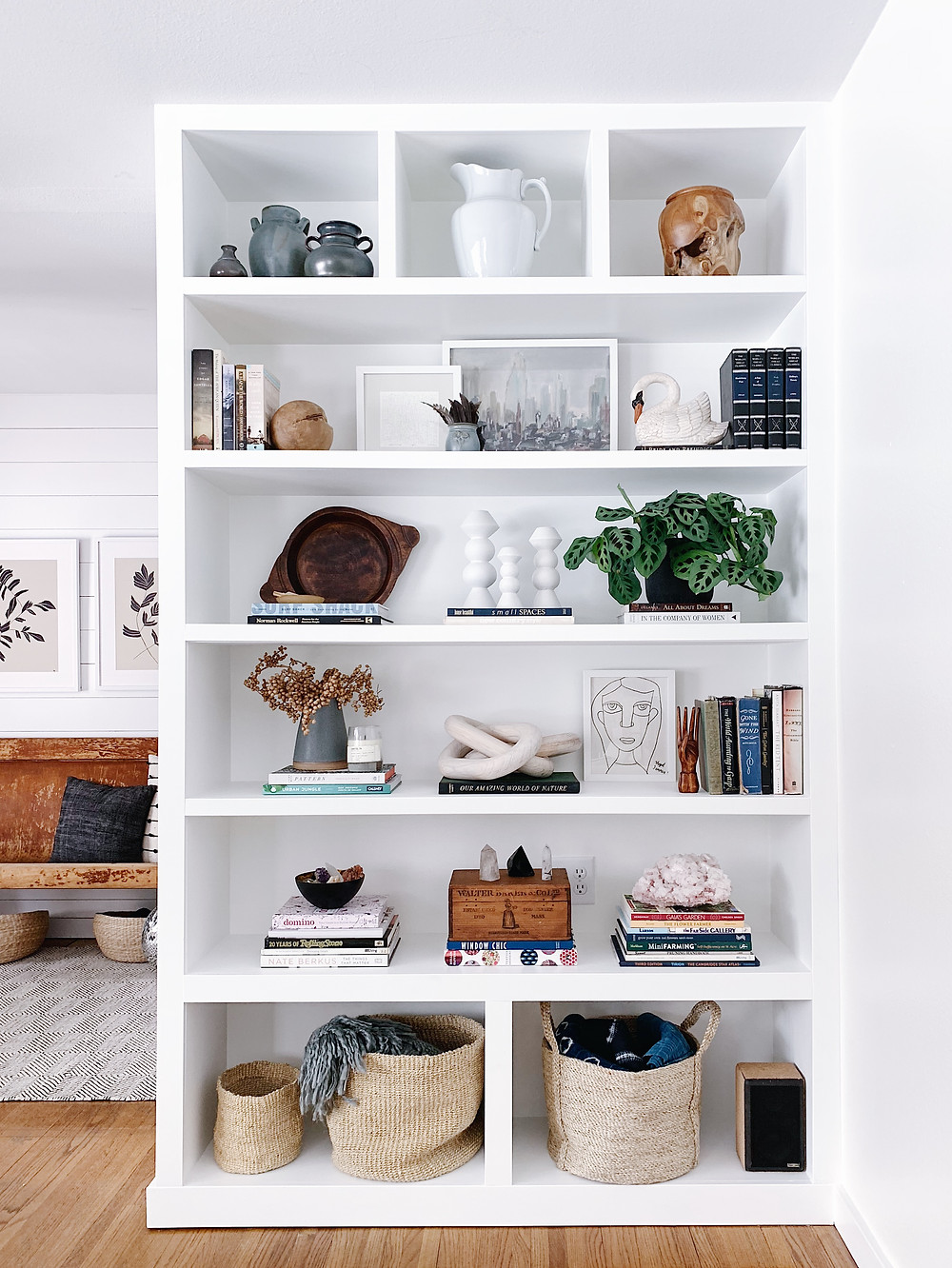 tips for the perfect shelfie