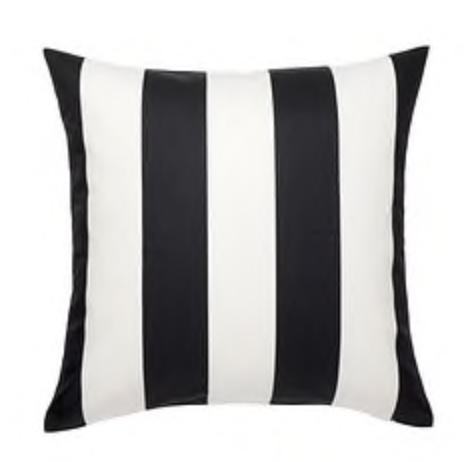 striped outdoor pillows