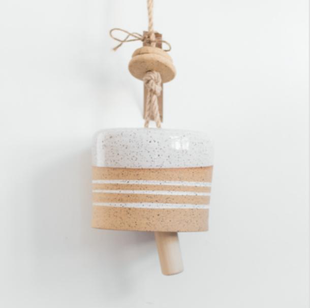 ceramic bell - chime