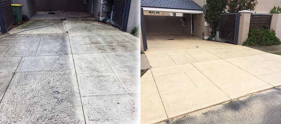 Djl Services High Pressure Cleaning Professionals Perth