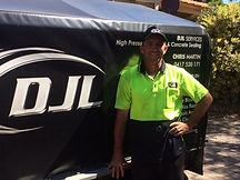 Chris Martin DJL Sevices Perth