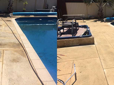 Is Your Pool Area Summer Ready?