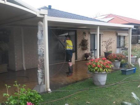 Dangers of DIY High Pressure Cleaning