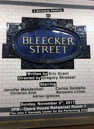 bleecker street by eric grant