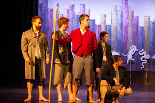 "Stage Notes: Confronting Hypermasculinity in ""The Odyssey"""