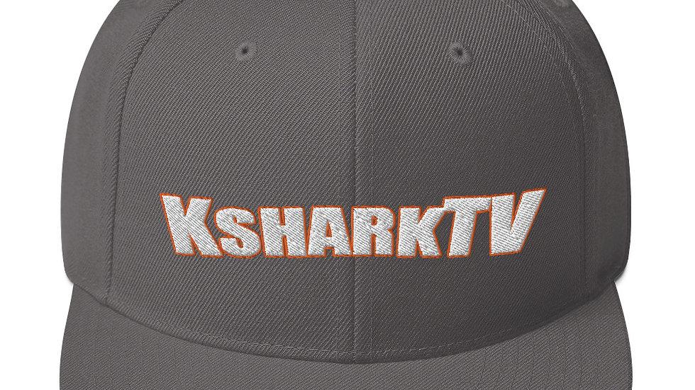 K SHARK TV Snapback Hat