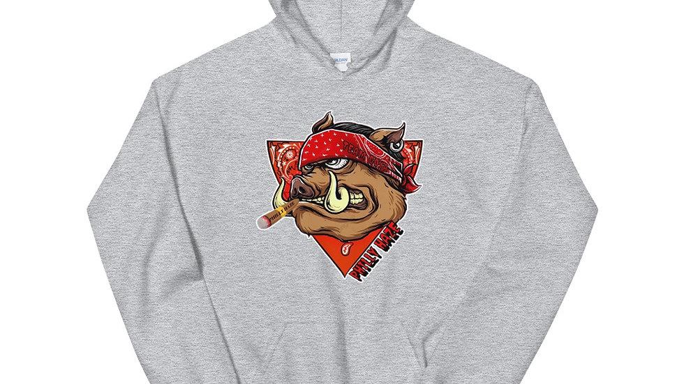Philly Haze Logo Hoodie