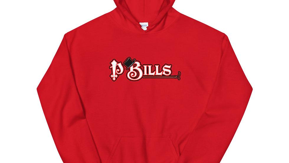 P Bills Top Hat KSHARK Hoodie