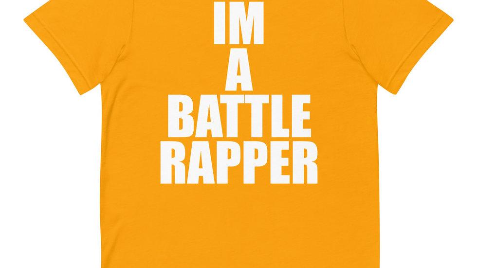 IM A BATTLE RAPPER Short-Sleeve T-Shirt