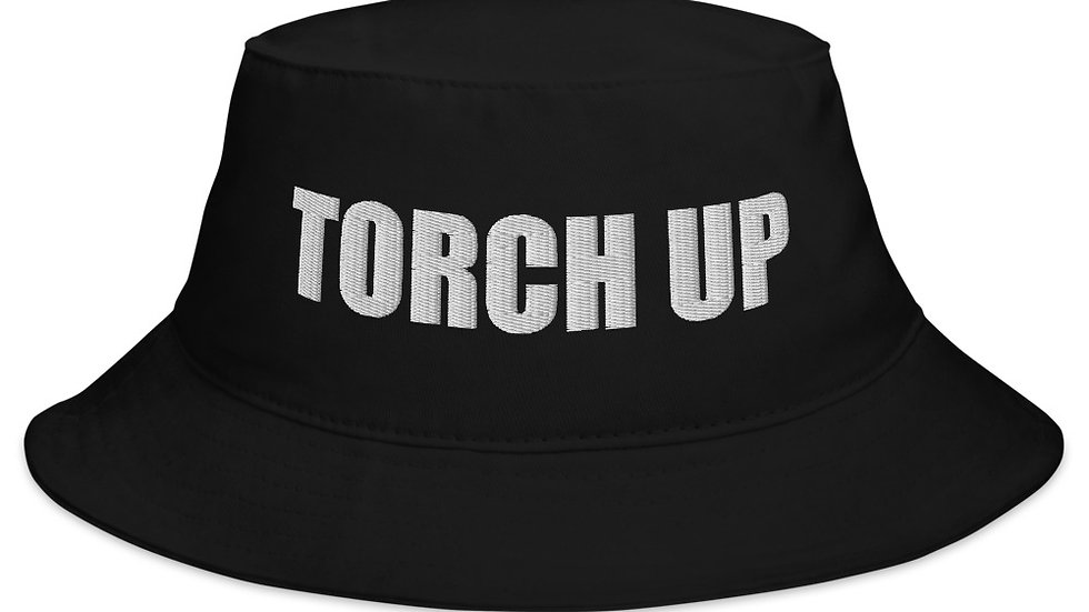 TORCH UP Classic Bucket Hat
