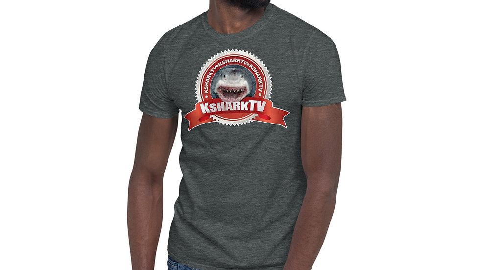 K SHARK TV Short-Sleeve T-Shirt