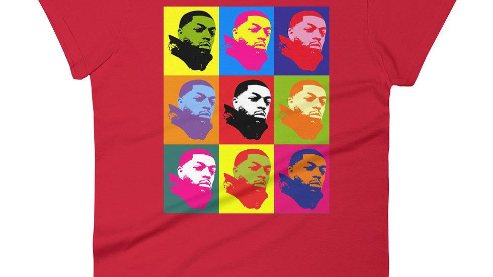 H.U.S.L. Warhol Women's short sleeve t-shirt