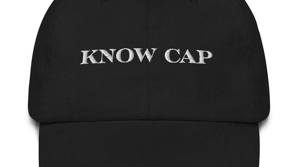 KNOW CAP Dad hat