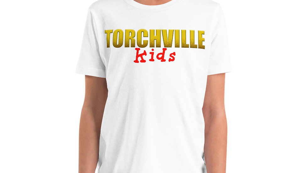 TORCHVILLE Kids Youth Short Sleeve T-Shirt