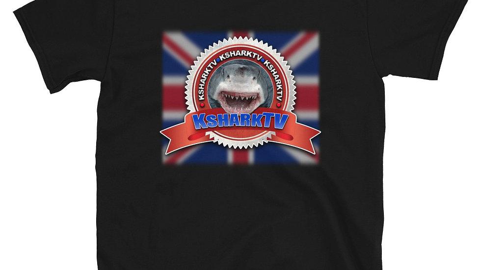 K SHARK UNION JACK Short-Sleeve T-Shirt