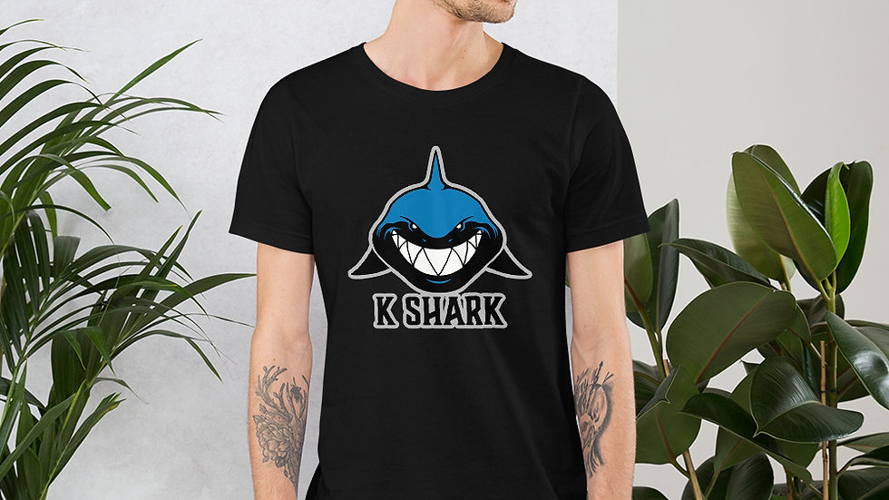 K Shark SHARKFACE Short-Sleeve T-Shirt