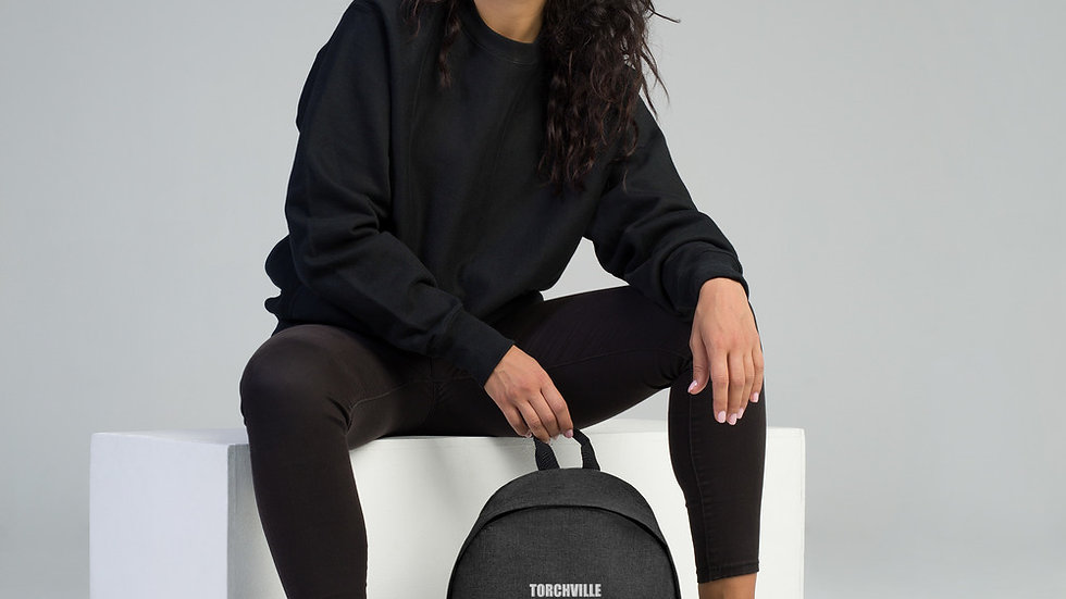 TORCHVILLE Embroidered Backpack